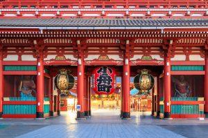 sensoji asakusa viaggio a tokyo